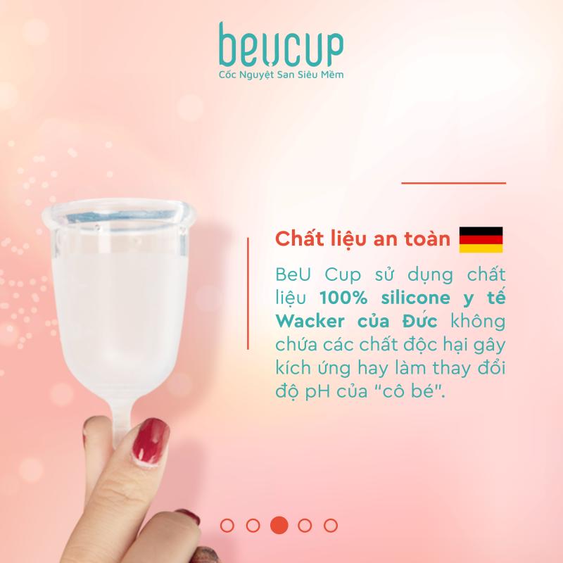 câu chuyện cốc nguyệt san BeU cup ra đời