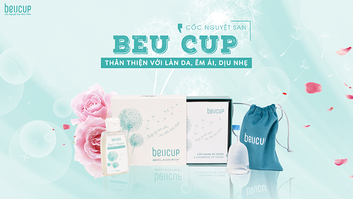 Cốc nguyệt san BeU Cup là gì