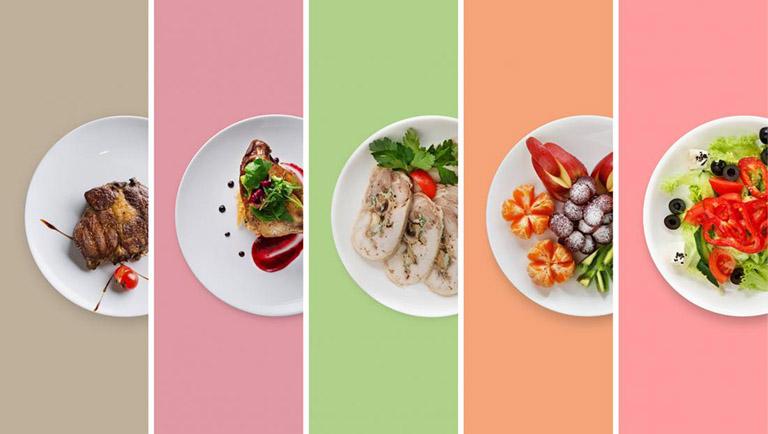 Thay đổi chế độ dinh dưỡng hợp lý là một cách để điều trị mất kinh nguyệt