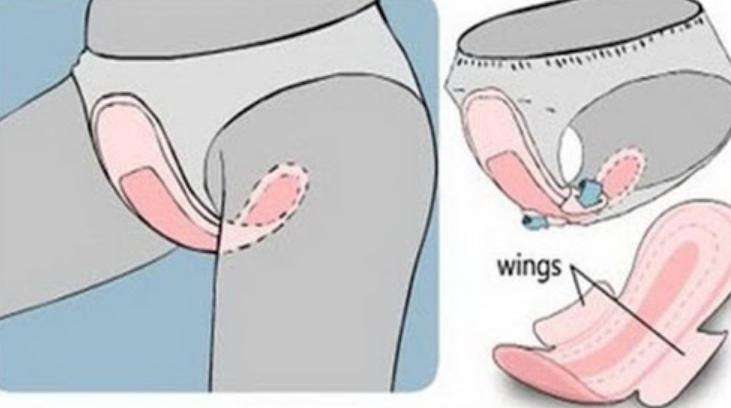 Cách sử dụng băng vệ sinh đúng cách